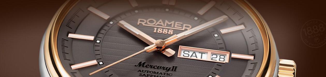 Roamer férfi és női óra  691ec0189f