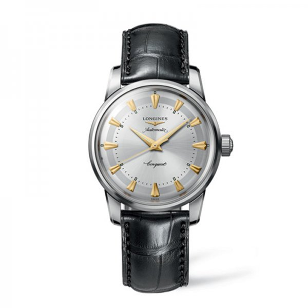 LONGINES CONQUEST HERITAGE 1954-2014 – L1.611.4.70.4. 453 000 Ft be1ba64dce